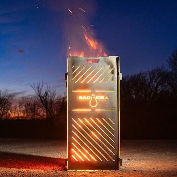 Bad Idea Pyro Cage Large