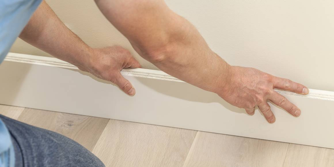 Caulk for Baseboards and Trim
